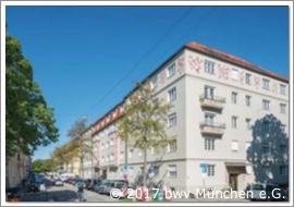 bwv-aktuell 12/17, Fassaden Schwabing