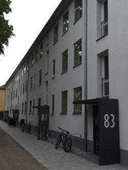 bwv, Nymphenburg, Prinzenstraße