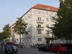 bwv, Schwabing, Ansprengerstraße