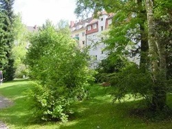bwv, Schwabing, Rossinistraße Garten